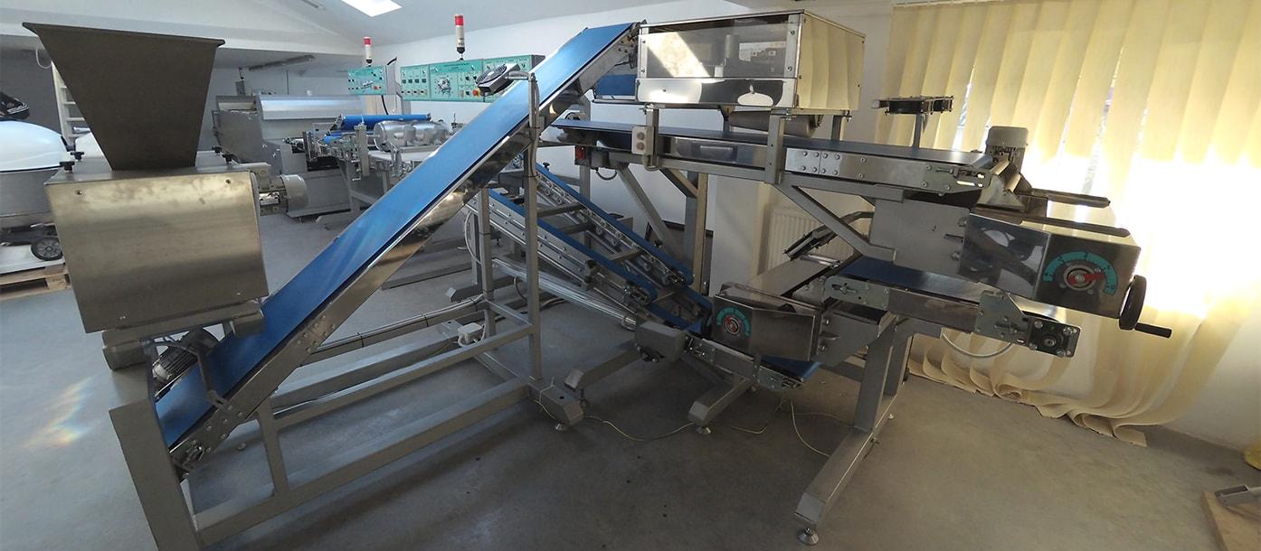 Автоматическая линия по производству армянского лаваша запущена во Львове #2