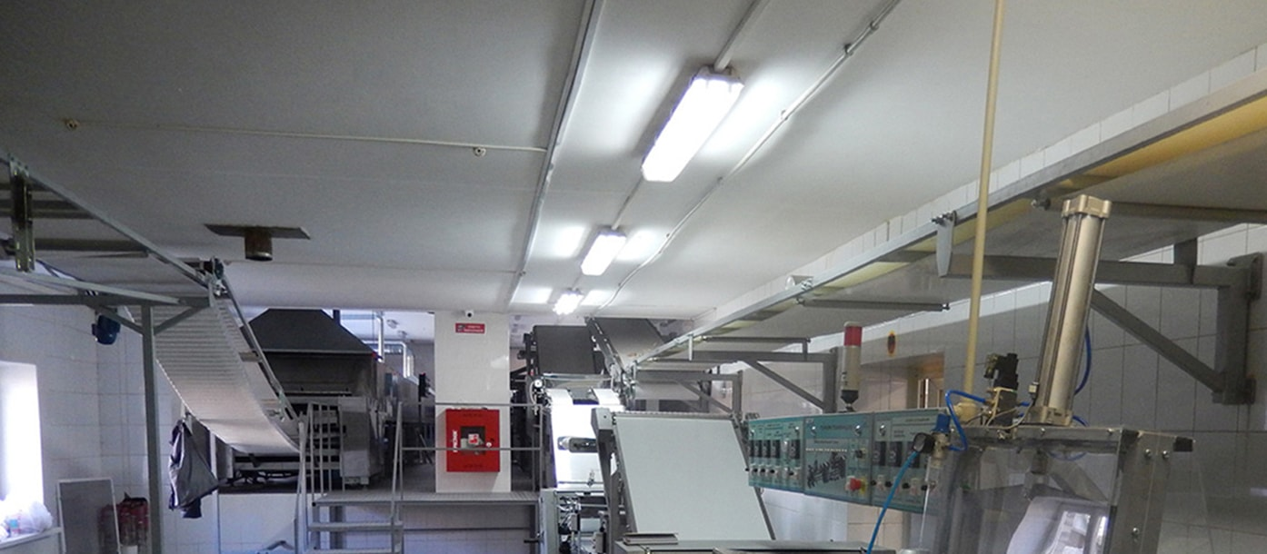 Automatic line for the production of puff pastry was put into operation in Belarus #4