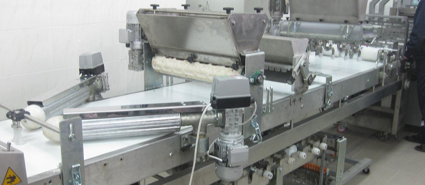 Запуск автоматической линии для производства изделий из слоеного теста в Беларуси #3