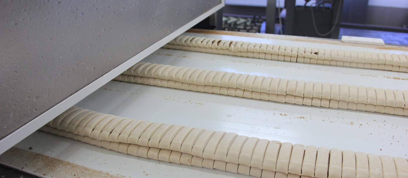 Automatic line for the production of puff pastry was put into operation in Belarus #0
