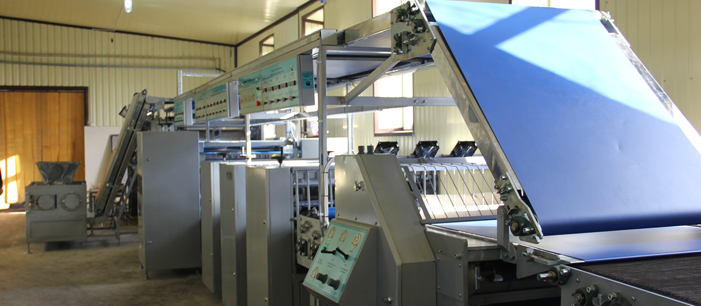 Automatic line for hard biscuit was put into operation in the south of Ukraine #0