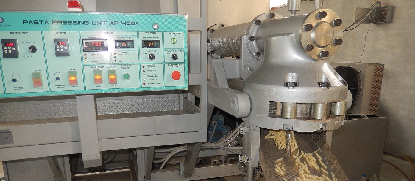 Automatic line with the capacity 400 kg/h has been launched in India #1