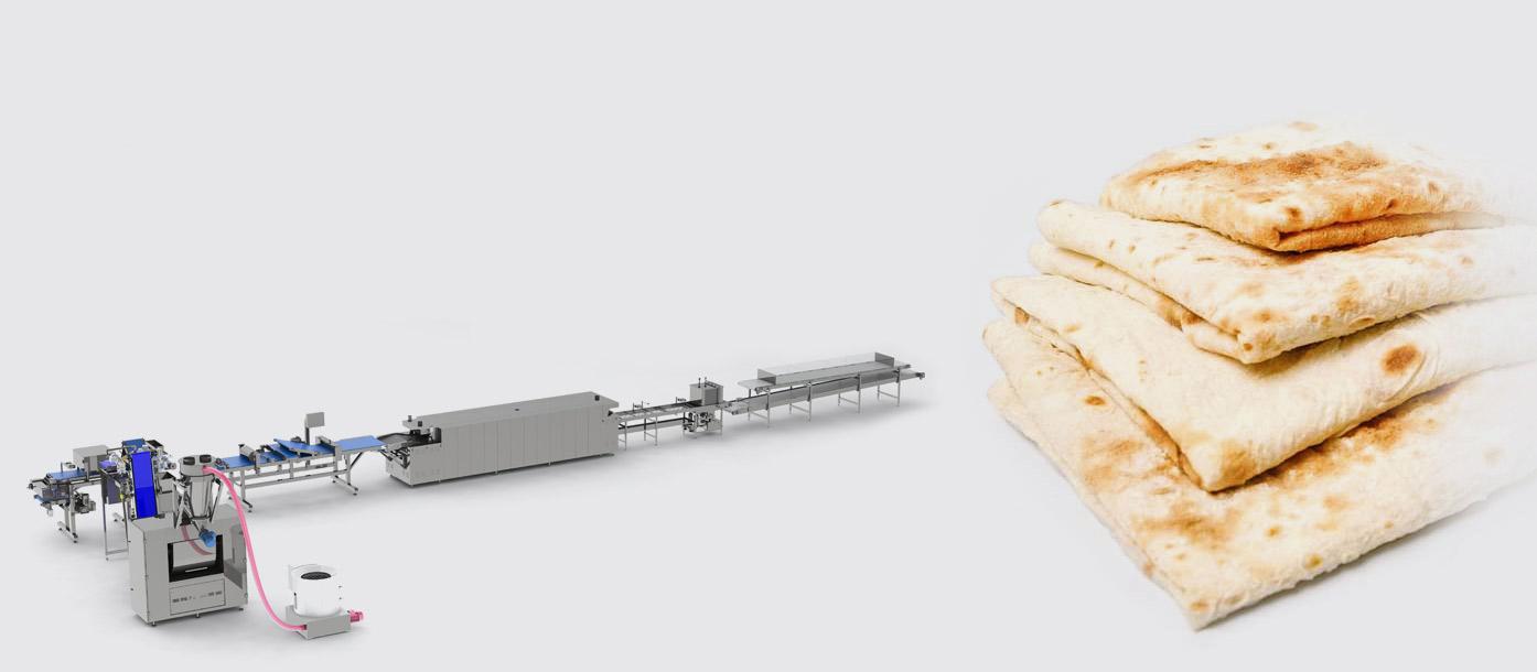 Автоматическая линия для производства лаваша - foto №2