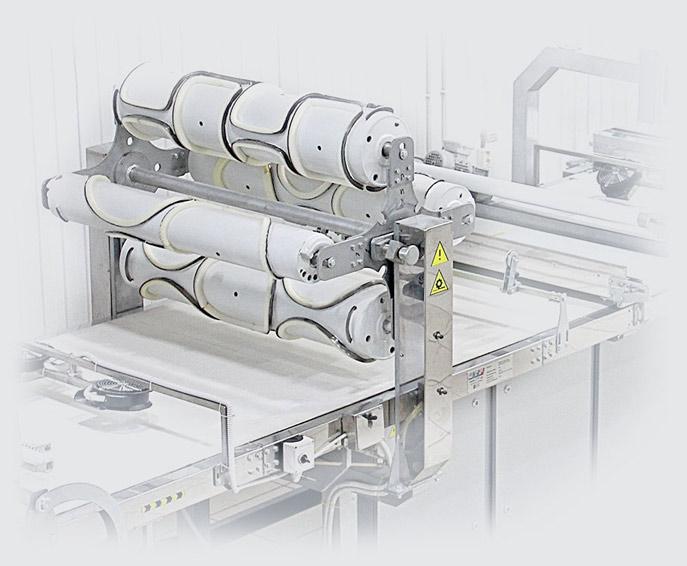 Automation of Armenian lavash production