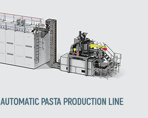 Pasta production lines
