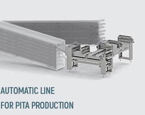 Pita production lines