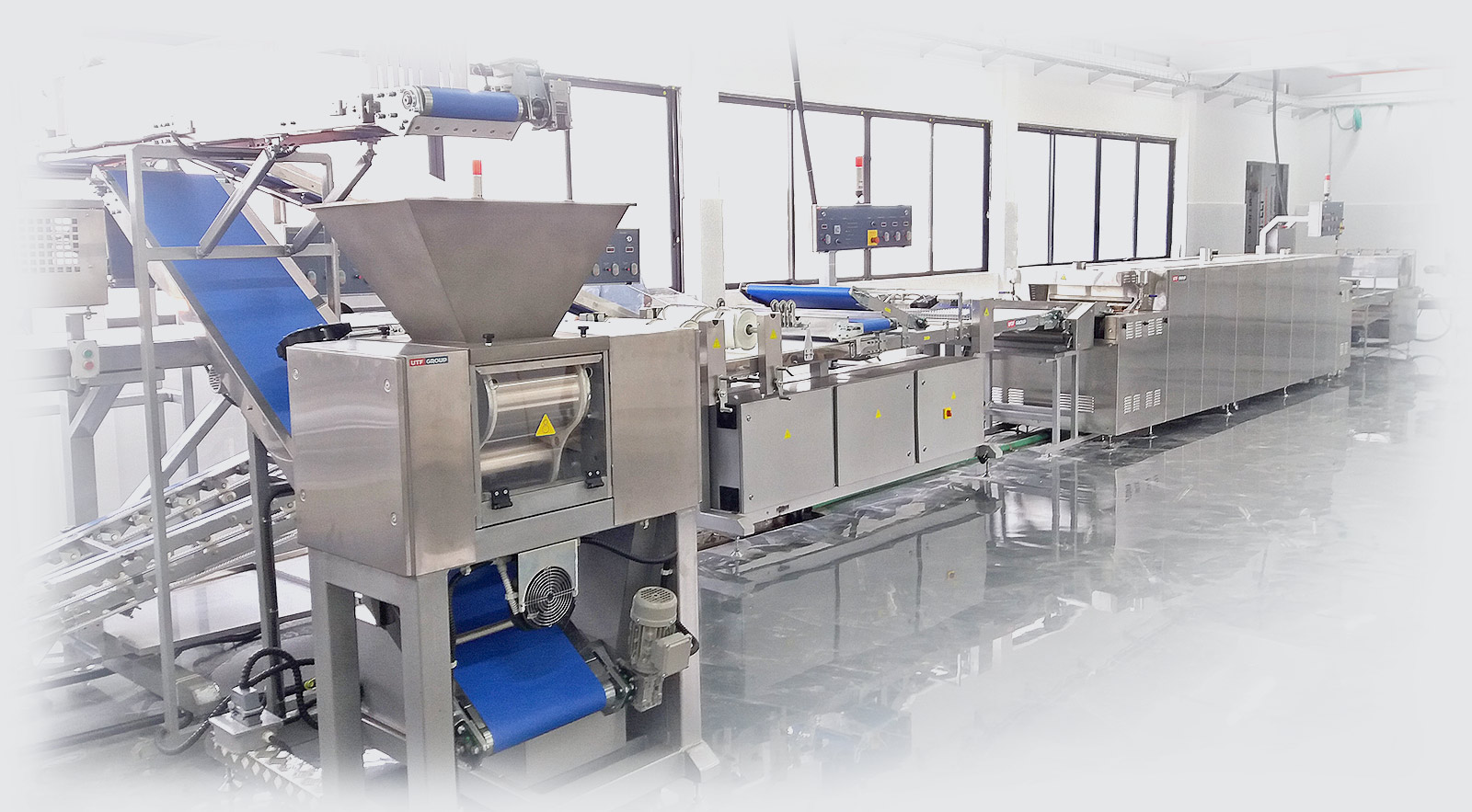 Automatic line for lavash production - foto №22