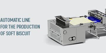 خط أوتوماتيكي لإنتاج بسكويت الناعم  Soft biscuit production line