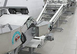 Оборудование для выпечки лаваша установлено в Украине
