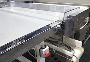 Ленточный конвейер для кондитерской Фабрики «Рошен»