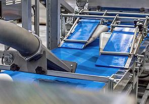 تم تشغيل الخط الاوتوماتيك لإنتاج المعجنات المورقه في بيلاروسيا - foto №2530