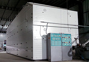 تم إطلاق خط أوتوماتيكي لانتاج المكرونه بسعة 400 كجم / ساعة في الهند