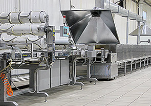 UTF GROUP presents the highest capacity lavash production line in the world