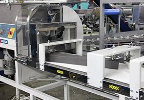 تم شحن خط شبه الاوتوماتيك لإنتاج الافاش إلى ألمانيا