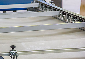 Оборудование для производства теста фило запущено в Запорожье - foto №2272