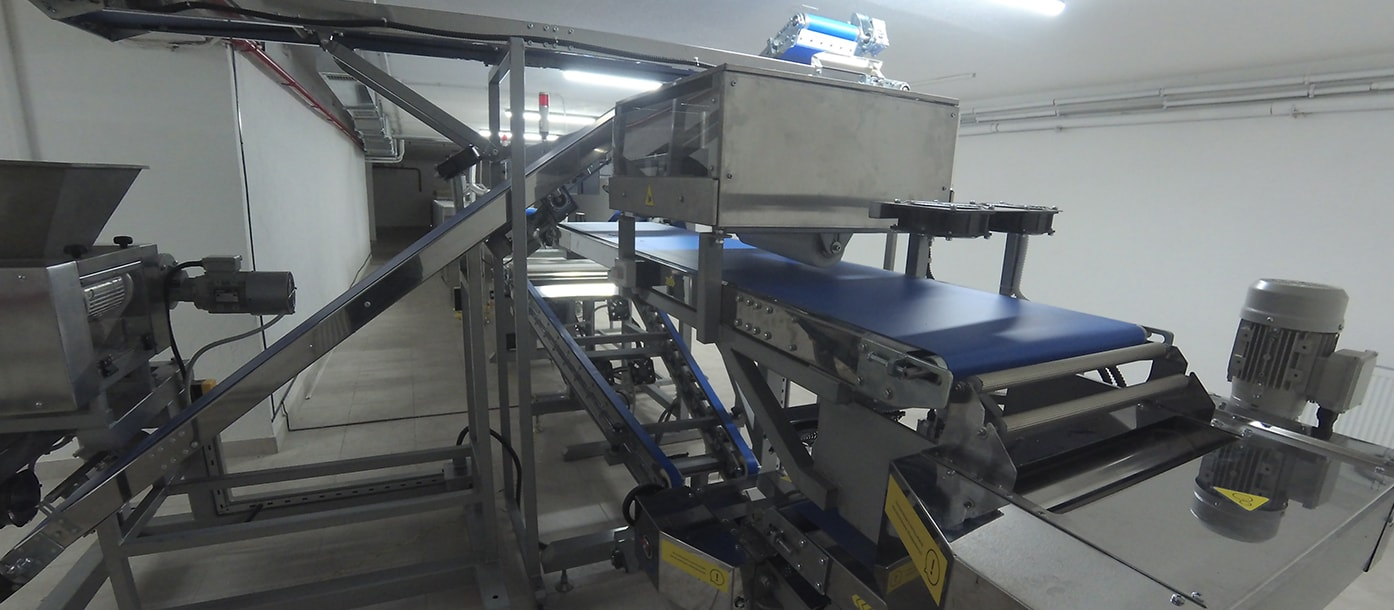 AUTOMATIC LAVASH LINE WAS LAUNCHED IN ODESSA REGION #1