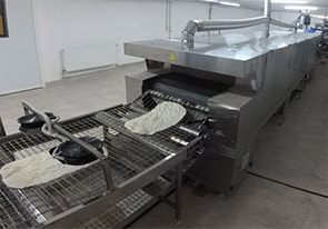 AUTOMATIC LAVASH LINE WAS LAUNCHED IN ODESSA REGION