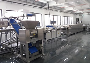 UTF GROUP ARMENIAN LAVASH PRODUCTION LINE WAS LAUNCHED IN ASHDOD, ISRAEL.