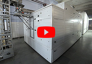 Автоматизированный комплекс оборудования производительностью 750 кг/час - foto №3265