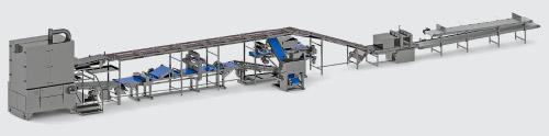Автоматична лінія для виробництва гарнійского лаваша - foto №4