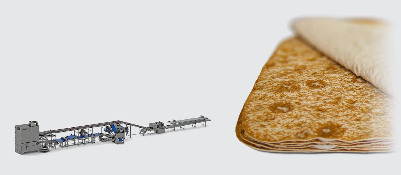 Автоматична лінія для виробництва гарнійского лаваша - foto №2