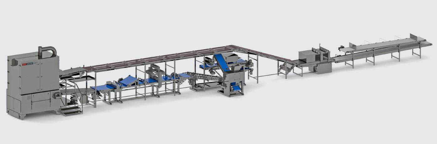 Автоматична лінія для виробництва гарнійского лаваша - foto №6