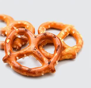 Line for pretzel and extrusion snecks production - foto №5