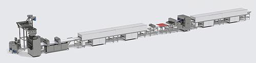 Автоматическая линия для производства зерновых батончиков - foto №4