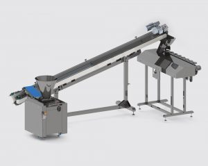 Dough divider and rounder with stacker - foto №4122