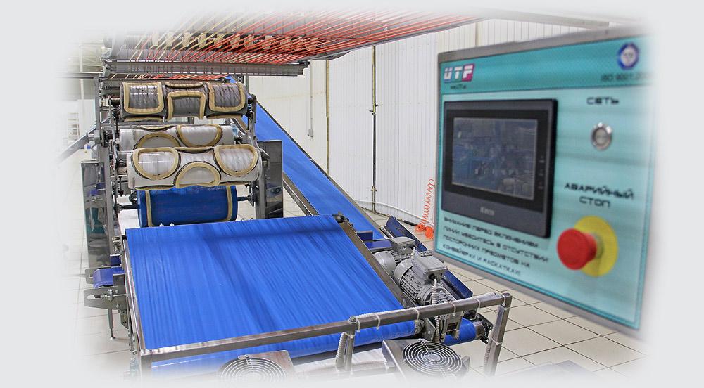 Автоматична лінія для виробництва гарнійского лаваша - foto №23