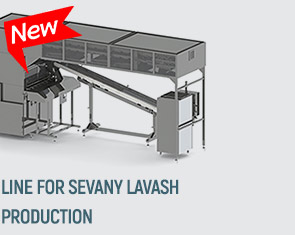 LINE FOR SEVANY LAVASH PRODUCTION