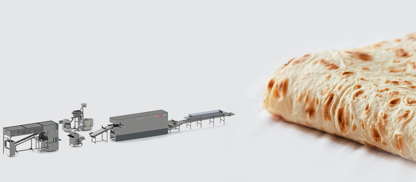 Линия для производства севанского лаваша - foto №2