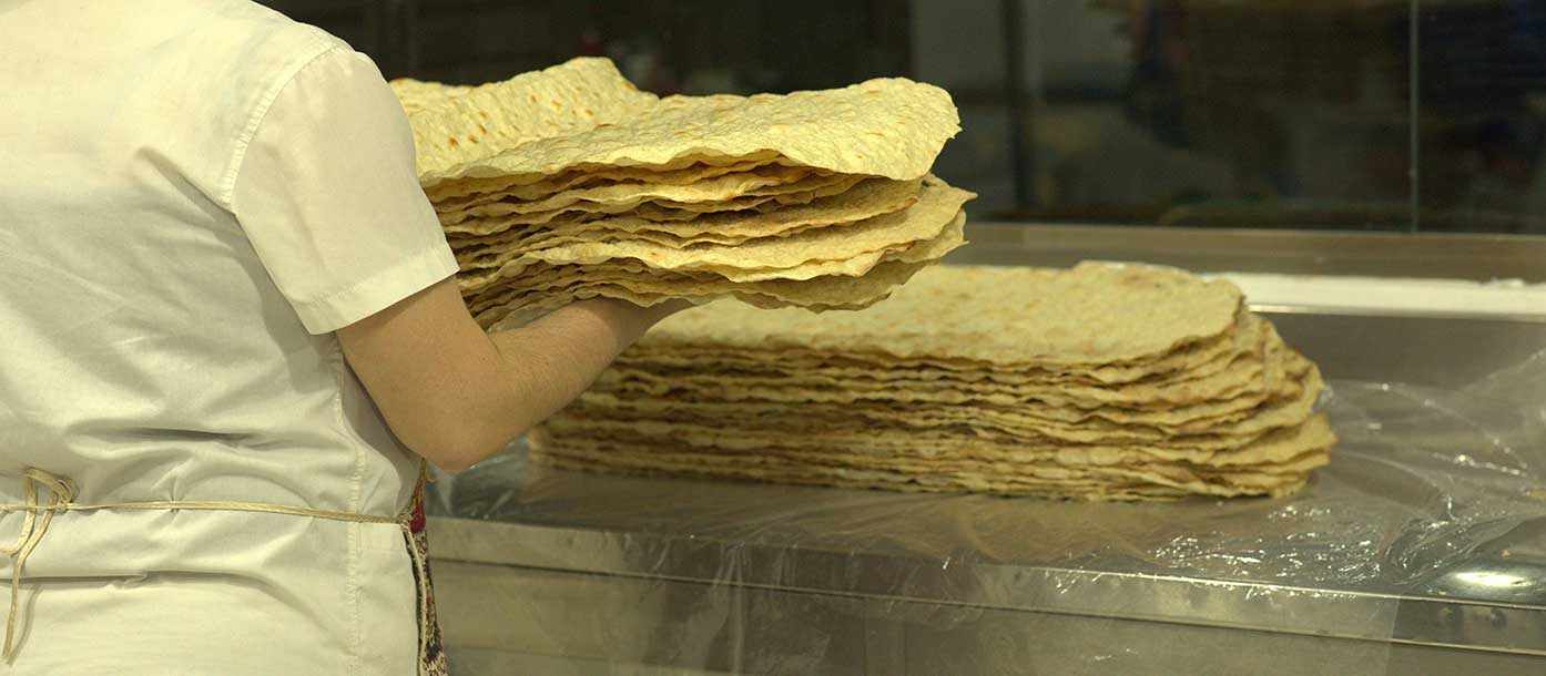 Sevan Lavash line has launched in Yerevan #0