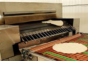 Запуск линии для производства лаваша производительностью 300 кг/ч в Кременчуге