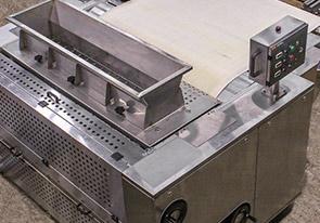 Новая машина для производства сахарного печенья с шириной конвейера 1,2 м - foto №4904