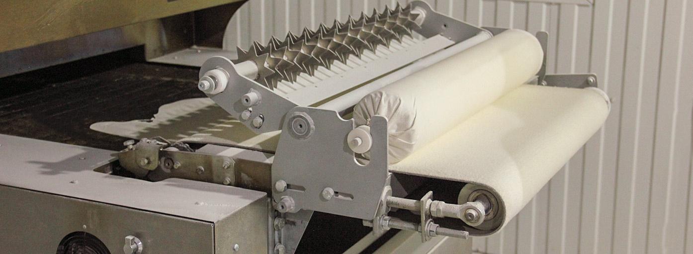 Semi-automatic line for lavash production began operation in Kiev region #0