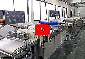 Automatic lavash line with the capacity of 100 kg/h - foto №5236