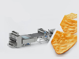 anchore snacks production equipment